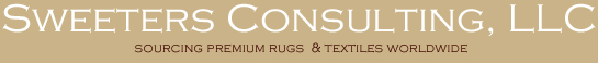 Sweeters Consulting, Sourcing Premium Rugs & Textiles Worldwide, Norman Sweeters